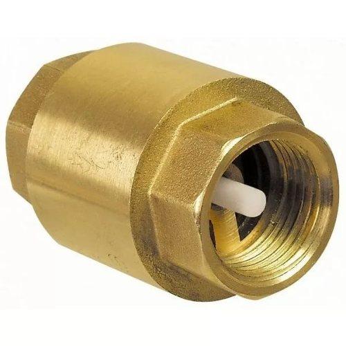 Клапан обратный пружинный муфтовый